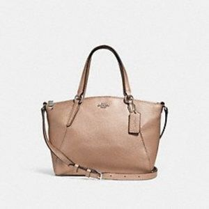 Coach Mini Kelsey Satchel Bag